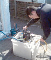 Heating Services Ascot